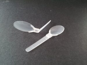 FOLDABLE SPOON