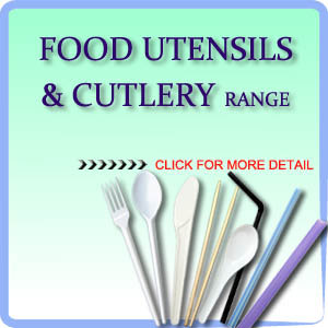 PLASTIC SPOON FORK KNIFE