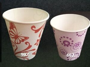 90Z AND 60Z CUP